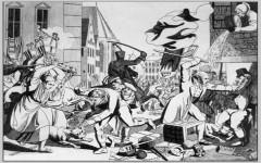 За что немцы повесили двух евреев в 1714 году?