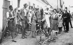 Немцев выселяют из еврейских домов